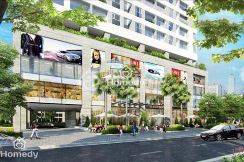 Cho thuê mặt bằng kinh doanh, tòa nhà River Park, đường Thành Thái, quận 10, diện tích 194m2