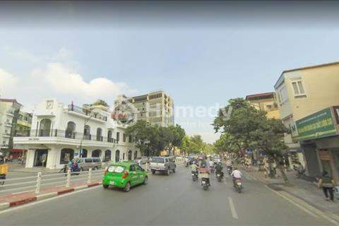 Nhà mặt đường phố quận Ba Đình 380m2 tiện xây khách sạn, giá 54,5 tỷ