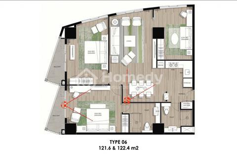 Độc quyền căn 3 phòng ngủ Gold Coast Nha Trang duy nhất giá gốc chủ đầu tư