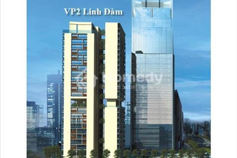 Bán chung cư VP4 Linh Đàm, căn số 08 tầng 5, diện tích 137m2