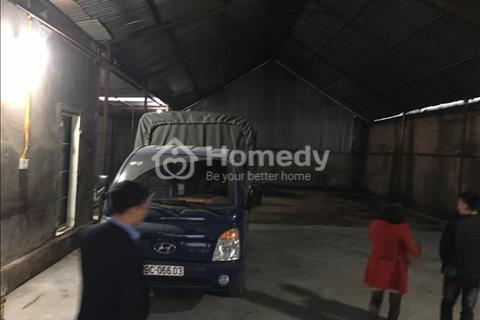 Cho thuê 800m2 nhà xưởng tại khu vực Mai Lĩnh, Hà Đông, Hà Nội