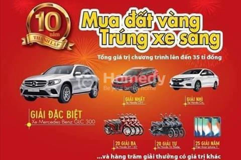 Mở bán siêu dự án Mega City 2 liền kề KCN Nhơn Trạch mặt tiền Nguyễn Ái Quốc chỉ 5,5tr/m2