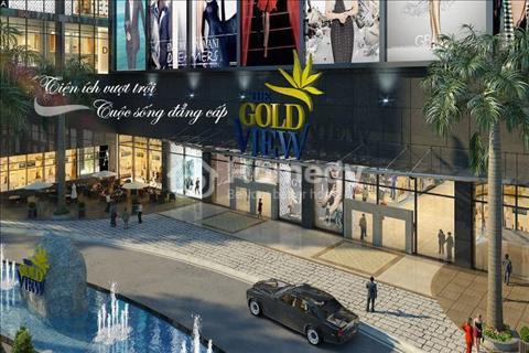 Cho thuê căn hộ The Goldview, 2 phòng ngủ, giao full nội thất giá 16 triệu