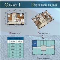 Bán chung cư căn góc 20,5 triệu/m2 tòa Scitech Tower số 304 Hồ Tùng Mậu