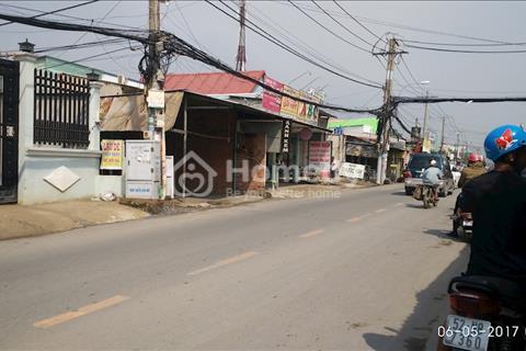 Chuyển nơi khác cần sang lại xưởng, mặt tiền đường 36m, giá 3 triệu/m2, gần chợ Bình Chánh