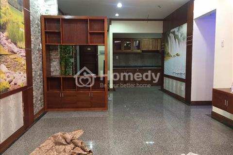 Cho thuê căn hộ tuyệt đẹp nội thất dính tường có sẵn máy lạnh, rèm cửa, 9,5 triệu/tháng
