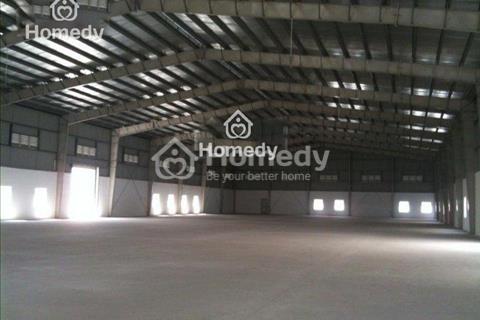 Cần cho thuê xưởng mặt tiền Dương Công Khi diện tích 7500m2 giá 250 triệu