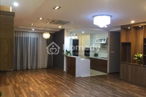 Cho thuê căn hộ chung cư cao cấp mipec tower - tây sơn , 132m , đồ cơ bản giá 14 triệu.nhà sạch đẹp