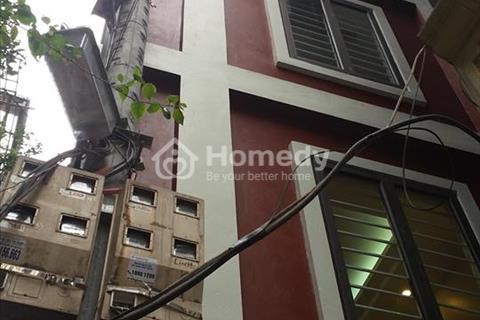 Bán nhà 5 tầng mới phố Trần Đại Nghĩa, Hai Bà Trưng