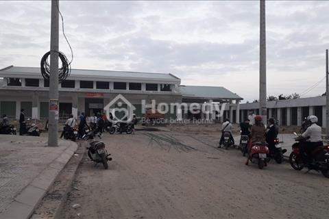 Bán kiot mặt tiền chợ Điện Nam Bắc diện tích từ 12m2