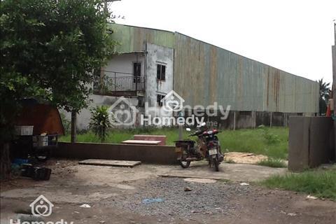 Bán xưởng 10800m2 (đã xây 6000m2 nhà xưởng và công trình phụ khác) mặt tiền Tỉnh lộ 2, Củ Chi