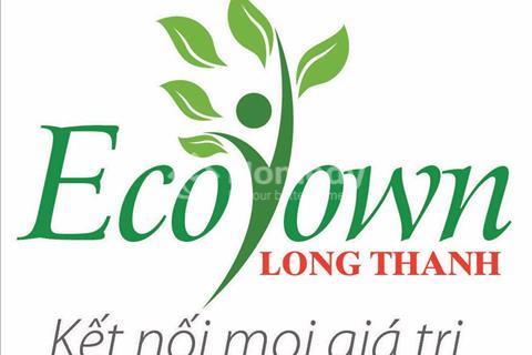 Bán đất liền kề trung tâm thương mại Vincom Long Thành, thổ cư 100%, sổ hồng riêng