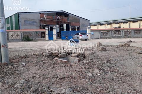 Nhà xưởng mới xây dựng 4.437m2, mặt tiền xã Tân Phú Trung, Củ Chi