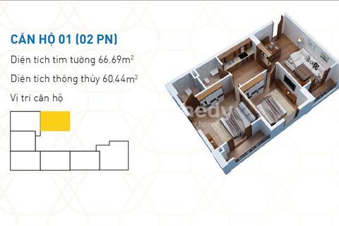 Khu chung cư Tecco Central Home ngay trung tâm quận Bình Thạnh