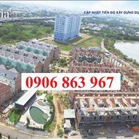 Shophouse - Nhà phố Valencia view sông Rạch Chiếc, liền kề quận 2, chỉ từ 4 tỷ/căn