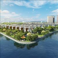 Bán căn biệt thự song lập ven sông quận 7, thanh toán 35% nhận nhà ở ngay