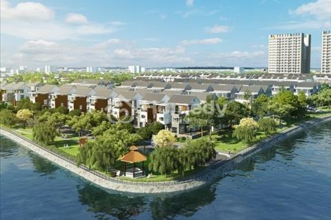 Bán căn biệt thự đơn lập ven sông quận 7, thanh toán 35% nhận nhà ở ngay
