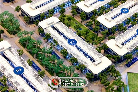 Đất nền mặt tiền công viên gần quảng trường Tôn Đức Thắng, Golden City An Giang