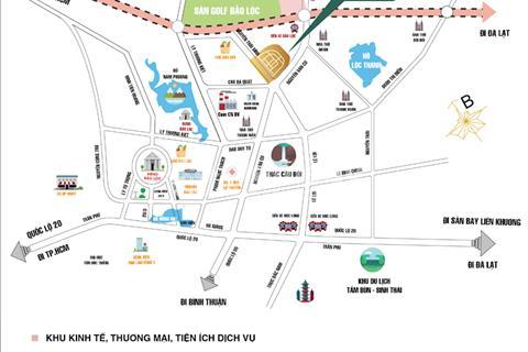 Bán đất Bảo Lộc Golden City, phường Lộc Phát, nơi để đầu tư để an cư