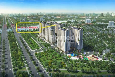 Dream Home Riverside Đặt chỗ 50tr/căn vị trí đẹp không mua hoàn tiền, giá chỉ từ 1.1 tỷ căn 2PN-2WC