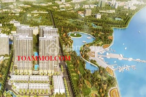 Giá bán dự án Quận 7 Sai Gon Riverside từ 25,6 đến 32,6 triệu/m2