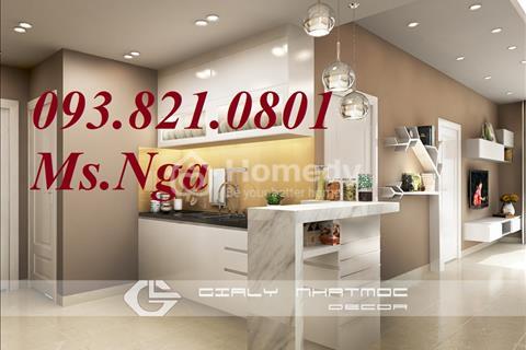 Cho thuê nhiều căn hộ cao cấp Happy Valley, 135m2, 3 phòng ngủ, full nội thất cao cấp