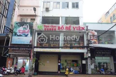 Nhà mặt tiền 13m Trần Hưng Đạo, Quận 5, tiện nhà hàng, cafe, kinh doanh tự do