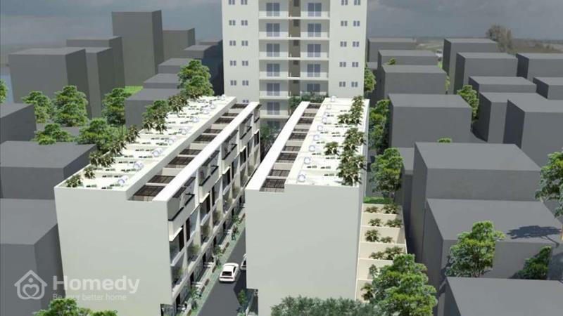 Dự án Nhà phố Thuận Phát TP Hồ Chí Minh - ảnh giới thiệu