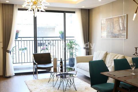 Cho thuê căn hộ, diện tích 107m2, căn góc cực thoáng mát của dự án Hong Kong Tower