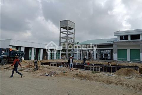 Bán Ki-ốt, nhà phố xây thô tại khu phố chợ Điện Nam Bắc, gần khu công nghiệp Điện Nam - Điện Ngọc