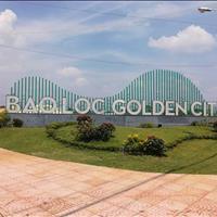 Đất nền Bảo Lộc Golden City chính thức mở bán, giá gốc chủ đầu tư, sổ đỏ trao tay