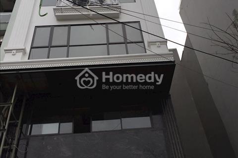 Cho thuê nhà phân lô Lê Văn Lương, 100m2, 6,5 tầng, nhà mới, thang máy, giá 95 triệu