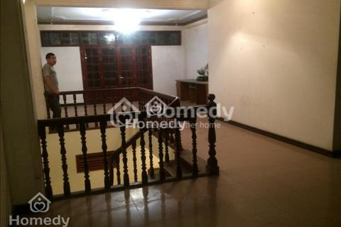 Cho thuê nhà riêng Lý Nam Đế - Quán Thánh - Đặng Dung, 70m2 x 4,5 tầng, giá 22 triệu/tháng