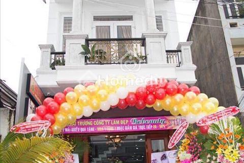 Cho thuê nhà nguyên căn 3.5 lầu 2 mặt tiền đường Tân Trụ, Phường 15, Quận Tân Bình