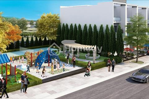 Biệt thự liền kề trung tâm Biên Hòa bàn giao nhà vào tháng 8