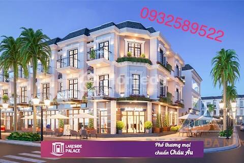 Khai xuân 2018 Shophouse 5* trung tâm TP Đà Nẵng kết nối bãi tắm Xuân Thiều giá chỉ 2,9 tỷ/căn