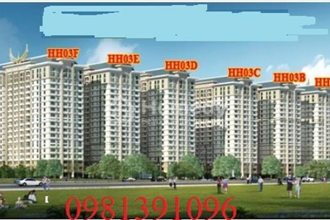 Mở bán chung cư Thanh Hà Cienco 5 B2.1 HH03 giá tốt nhất thị trường hiện nay