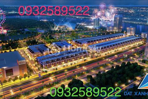 Biệt thự nhà phố 4 tầng đẳng cấp Châu Âu 5* Ngay Công viên Châu Á,Lotte Mart ,view sông Hàn Đà Nẵng