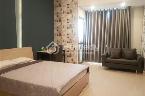 Cho thuê căn hộ mini trên đường Bến Vân Đồn gần trung tâm Q1 ,dt 30m2 ,giá 14tr/tháng full nội thất