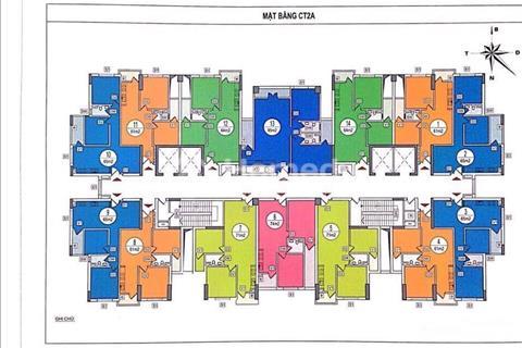 Bán 3 căn hộ mới tại CT2 view hồ Hoàng Cầu, Đống Đa, có thương lượng