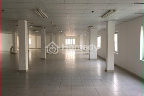 Cho thuê sàn tầng 1-2 trung tâm thương mại khu vực Hà Đông