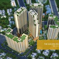 Bán gấp căn hộ Golden An Khánh 32T tòa C 1602 diện tích 66,4m2 giá 14 triệu/m2