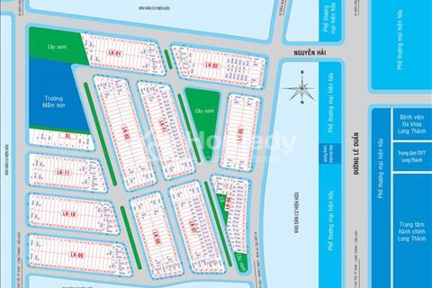 Eco Town Long Thành - Kết nối tiện ích hoàn hảo, ngay trung tâm Long Thành từ 10,5 triệu/m2