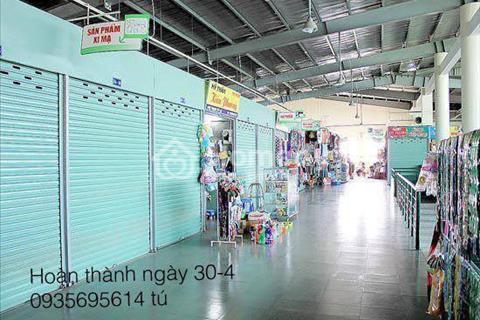 Ki ốt xung quanh chợ Điện Nam Bắc diện tích lớn