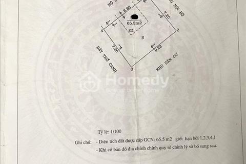 Nhà Nguyễn Khánh Toàn diện tích khủng 68m2, mặt tiền 7m, giá chỉ 5 tỷ