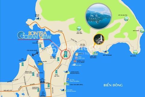 Bán căn hộ cao cấp Sơn Trà Ocean View giá chỉ từ 700 triệu, chiết khấu cao, hỗ trợ vay vốn đến 50%