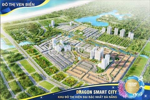 Mở bán 90 nền đất nội bộ dự án Dragon Smart City, Khu đô thị xanh-thông minh đầu tiên ở Đà Nẵng