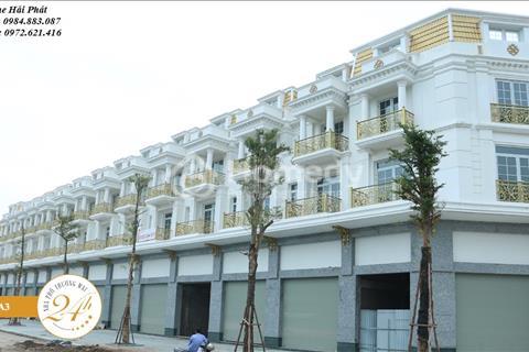 Cho thuê Shophouse Vạn Phúc mặt bằng kinh doanh trên mặt đường Tô Hữu – Lê Văn Lương 42m