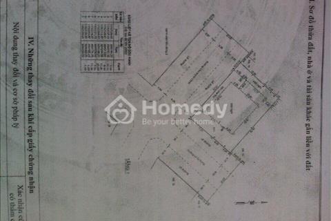 Bán nhà 2 mặt tiền đường Lý Tự Trọng, phường Bến Nghé, quận 1