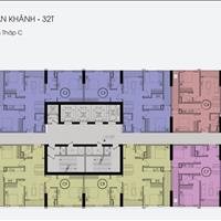 Bán gấp căn hộ Golden An Khánh 32T tòa B 1608 99,2m2 và 1201 66m2 giá 13 triệu/m2